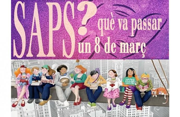 8 de març, Dia Internacional de la Dona Treballadora