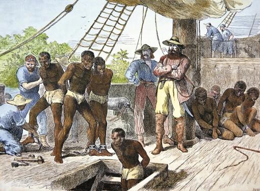 Antoni Vidal, benefactor i esclavista