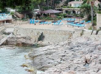 L'Ajuntament vol recuperar la gestió de l'espai públic en mans de l'Eden Roc