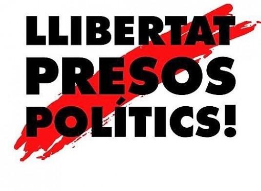 La repressió i l'empresonament d'idees polítiques és un fet intolerable