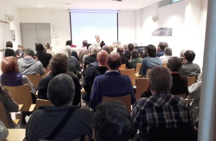 Xerrada del professor Gustau Nerín, sobre els negocis esclavistes d'Antoni Vidal