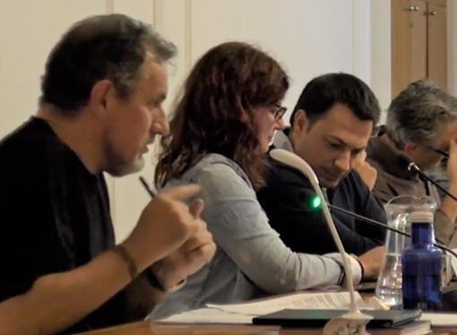 Lloveras argumenta el sentit del vot en la pujada de l'IBI