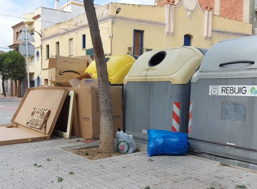 Sant Feliu de Guíxols és la ciutat catalana que pitjor ha reciclat durant el 2020